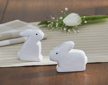 Picture of Bunny  Salt & Pepper Shakers Set Of 2