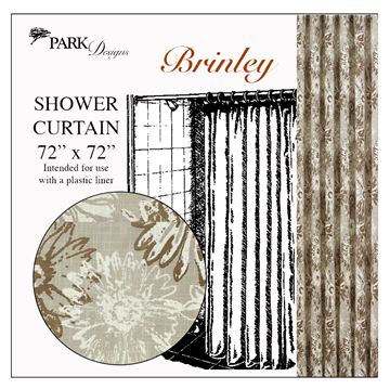 Picture of Brinley Shower Curtain
