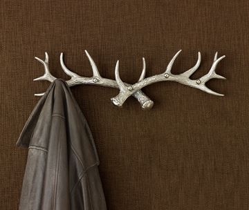 Picture of Antlers Decorative Hook - 5 Hooks