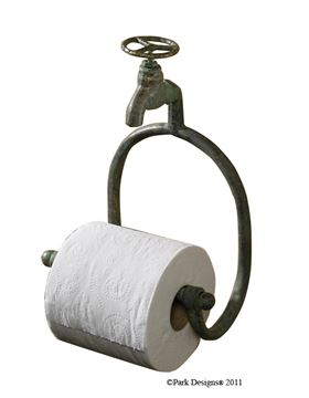 Picture of Water Faucet Toilet Tissue Holder - Wall Mount