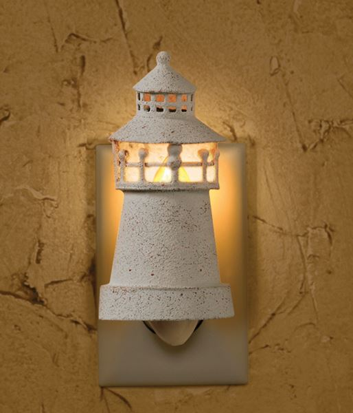 Picture of Lighthouse Night Light