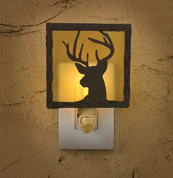 Picture of Deer Night Light