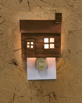 Picture of Cabin Night Light