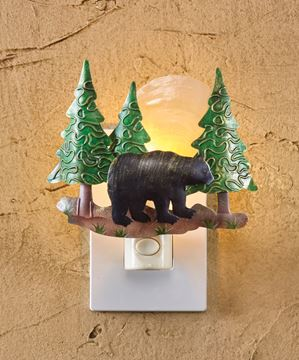 Picture of Bear Scenic Night Light