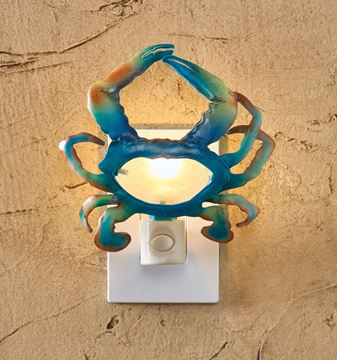 Picture of Crab Night Light