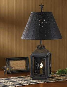 Picture of Blackstone Lantern Table Lamp