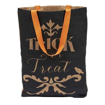 Picture of Halloween Trick Or Treat Tote Bag