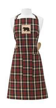Picture of Concord Black Bear Apron