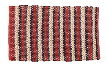 "Picture of Bridgewater Rag Rug Rectangle 24"" X 36"""