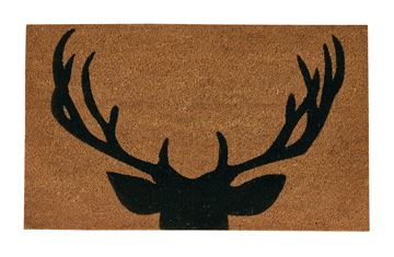 Picture of Antlers Deer Doormat