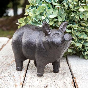 Picture of Piglet Cast Iron Figurine