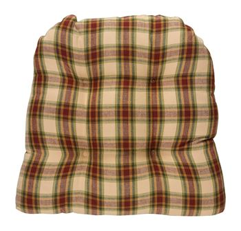Picture of Cinnamon padded Chair Pad
