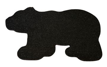 Picture of Black Bear Doormat