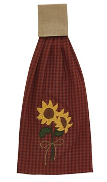 Picture of Sunflower Blooms Hand Towel