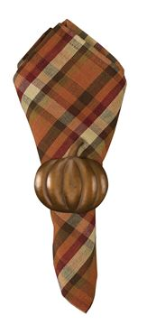 Picture of Pumpkin Napkin Ring