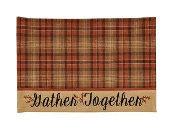 Picture of Gather Together Border Placemat