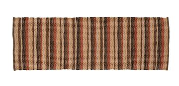 "Picture of Gather Together Rag Rug Runner 24"" X 72"""
