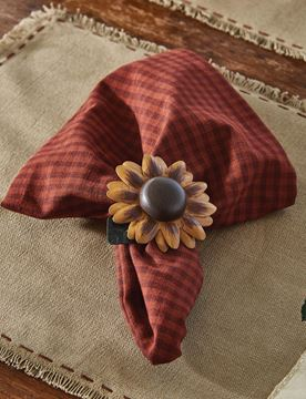 Picture of Sunflower Napkin Ring