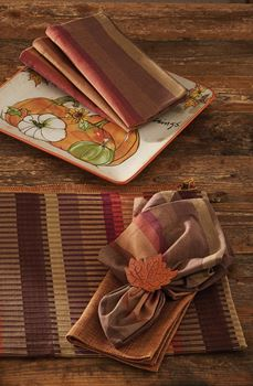 Picture of Falling for Fall Napkin