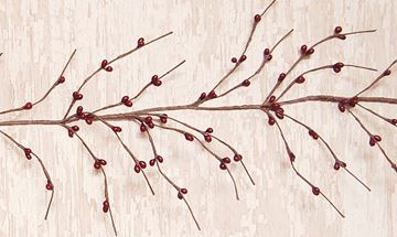 Picture of Pip Berry - Burgandy Wispy Garland