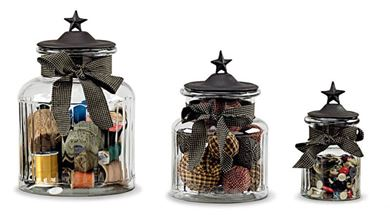 Picture for category Glass Jars