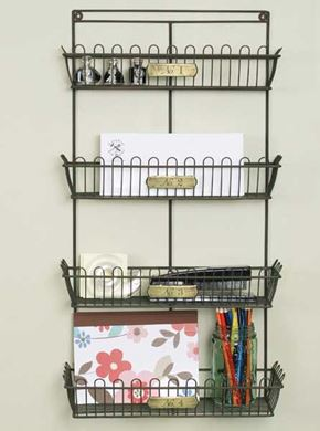Picture for category Wall Pockets, Bins & Organizers