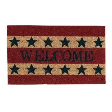 Picture of Welcome Americana Doormat