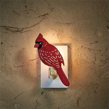Picture of Cardinal Night Light