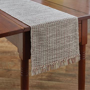 "Picture of Backyard Table Runner 36"" Long"