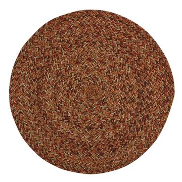 Picture of Allspice Braided Placemat Round