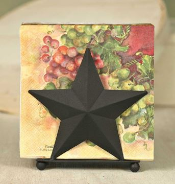 Picture of Star Napkin Holder