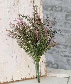 "Picture of Lavender Asparagus Pick / Spray 13"" High"