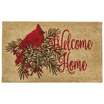 Picture of Cardinal Doormat